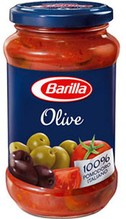 Barrilla - Pasta Sauce with Olive