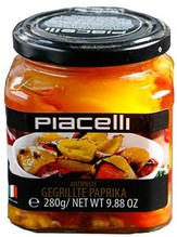 Piacelli - Grilled Paparika in Oil