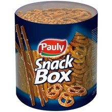 Pauly Snack Box