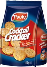 Pauly Cocktail Crackers